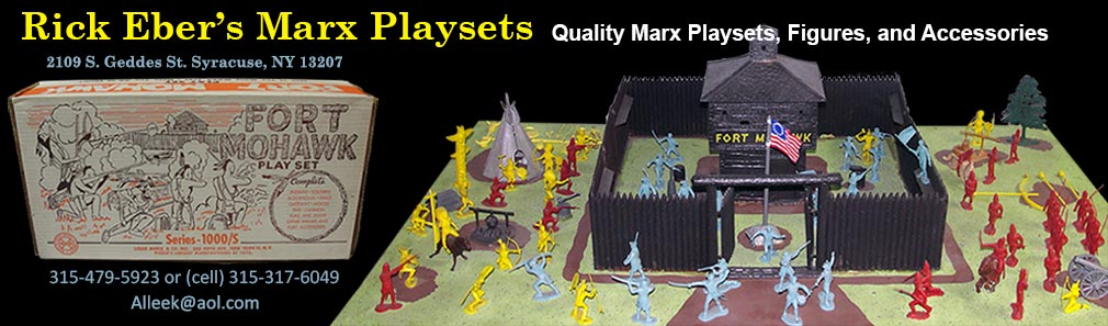 Marx Playsets